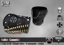 GMan GA - Bullet Gauntlet