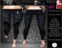 -BOD- Mistery Pants Gift (Wear to unpack)