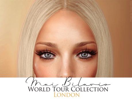 .: Mai Bilavio :.World Tour Eyelash Lash Deluxe Pack
