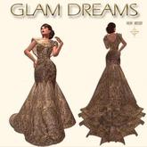Glam Dreams Romance Gown ( Alma Dorada )