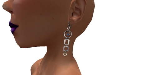 + Divinity + Deesse Mixed Links Earrings (BOXED)