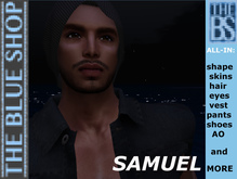 SAMUEL Complete TOP avatar NEW!