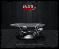:DEADPOOL: DEATHS GRIP TABLE