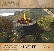 Myth - Firepit