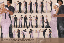 SEmotion Romantic Collection - 20 couple static poses!
