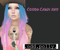 .odd.polly. Cotton Candy Melt