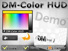 DM-Color HUD demo  ( vdo )