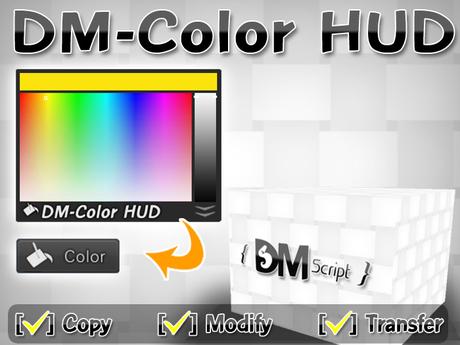 DM Color HUD          [DM-Script] ( vdo )