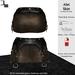 DE Designs - Abri Skirt - Old Leather