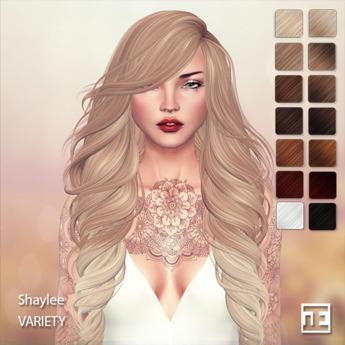 TRUTH HAIR Shaylee - variety