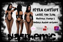 BLASPHEMIC  - PETRA CATSUIT