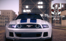 B.C.R. Zord Mustang
