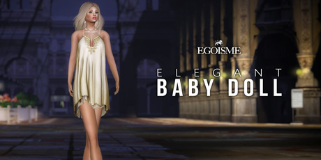 Egoisme - ELEGANT BABYDOLL - DEMOS