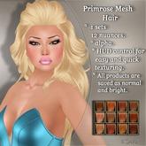 !SOUL - HAIR - Primrose - 12 Nuances -  Ginger Set 1