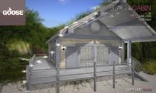 -Goose- Beach Cabin* LOW LI 39