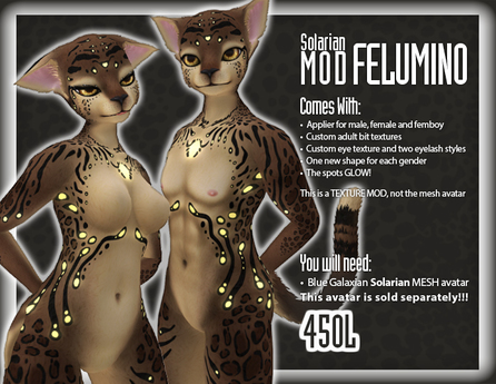 ::Static:: Felumino Mod - Maple