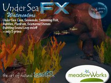 Under Sea FX ~ Watercolors