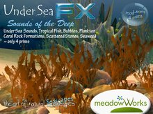 Under Sea FX ~ Sounds of the Deep