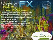 Under Sea FX ~ Rocky Reef ~ Scene RezZer