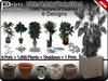 Mesh potted plant marketplace templatepng v5