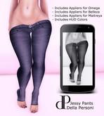 Jessy - Pants *Della Personi*