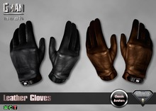 [GMan] GL - Leather Gloves