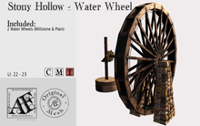 *AF* Stony Hollow Water Wheel