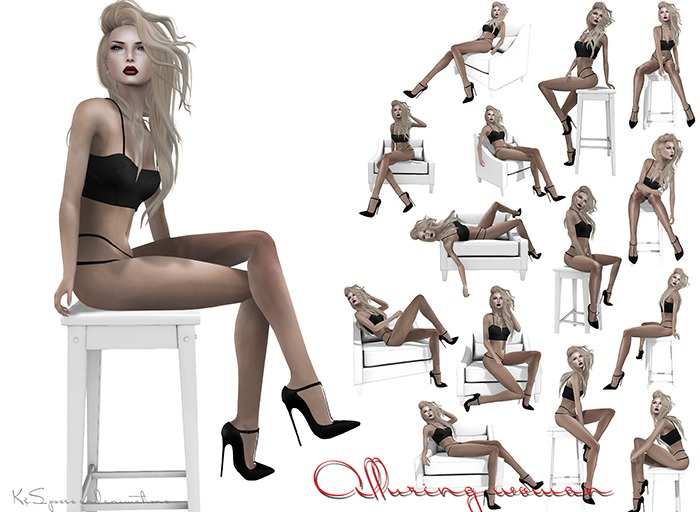 <K&S> Alluring woman