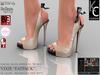 .:KC:. VIXIE Heels - Slink High, Maitreya, Belleza, EVE, TMP!