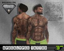 B*FLY Apocalypse Tattoo Niramyth