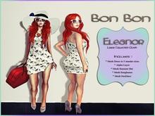 .:: Bon Bon ::. ELEANOR Fitmesh Outfit for Slink