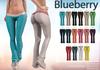 Blueberry sylvia yoga pants