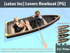 [satus Inc] Lovers Rowboat [PG]
