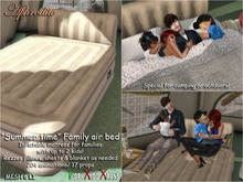 Aphrodite Family Air Bed  (FAMILY, Boxed, copy))