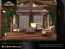 Invidah* Frantile Garden Gazebo Set