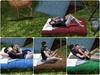 Summer Adventure Couples Sleeping Bag PG (Boxed)