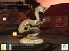 rezology Serpentine Dragon Statue