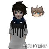 Anime Typer - Fat Pack