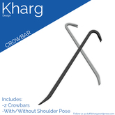 Kharg Design - Crowbar