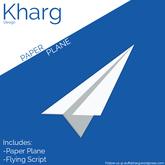 Kharg Design - Paper Plane