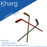Kharg Design - Hockey Stick