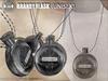 [Since 1975] - Brandy Flask Necklace (unisex)