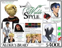 - Aloer's Braid - A Wylde Style by Khyle Sion