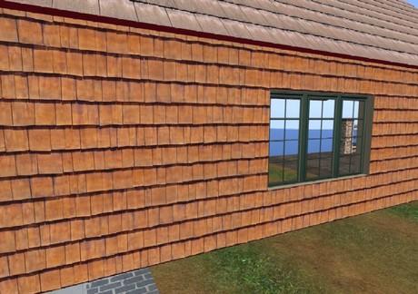 Premium Cedar Wood House Siding