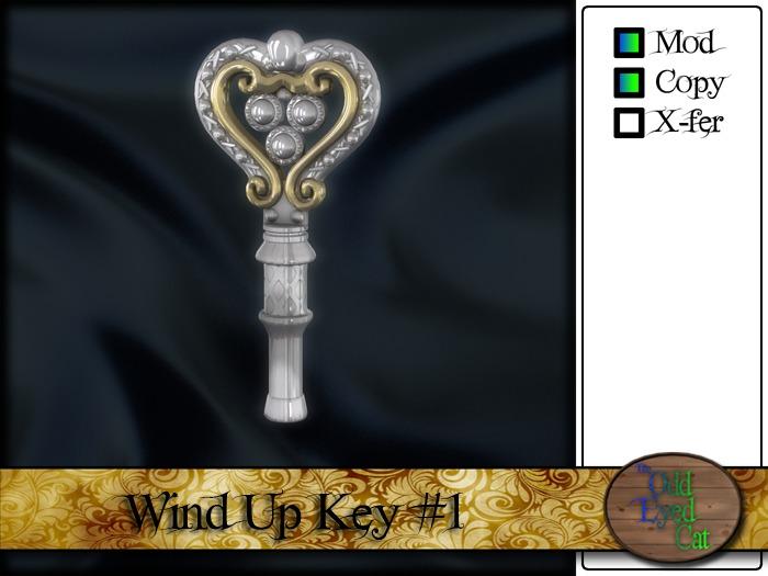 >^OEC^< Windup Key #1