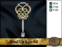>^OEC^< Windup Key #4 (box)