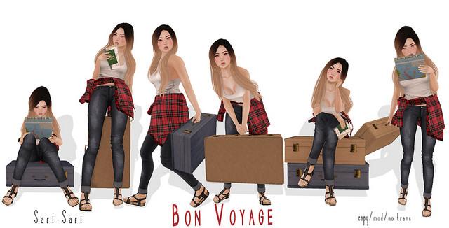 Sari-Sari - Bon Voyage