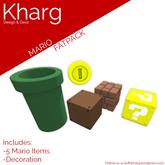 Kharg Design - Mario (Fatpack)