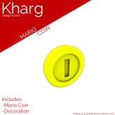 Kharg Design - Mario Coin