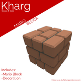 Kharg Design - Mario Block
